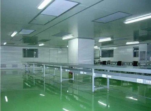 食品厂净化设计装修